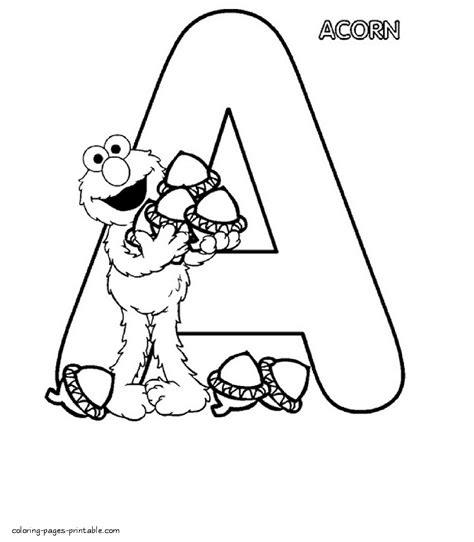 elmo letter coloring pages 95 elmo coloring pages alphabet elmo coloring pages