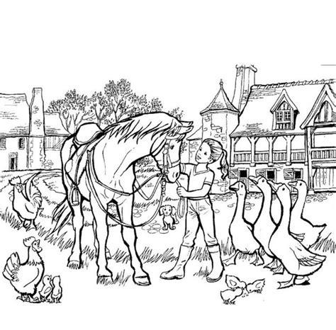 dibujos para colorear de caballos dibujos de caballos para colorear pintando lmm board