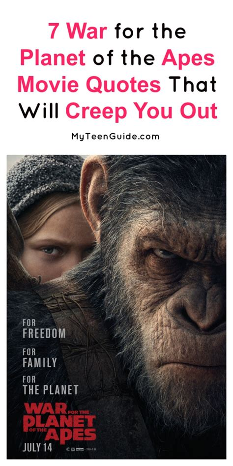 film online war for the planet of the apes 7 war for the planet of the apes movie quotes that will