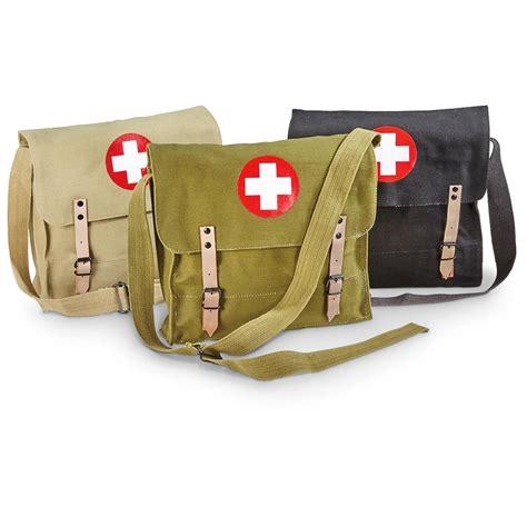 german surplus medic bag reproduction new