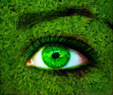 Eye Luvee Green green nature eye by mu6 on deviantart