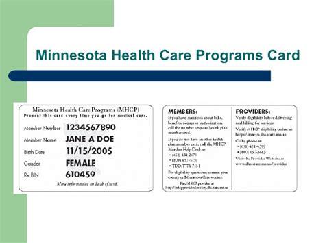 it help desk mn minnesota health care programs member help desk