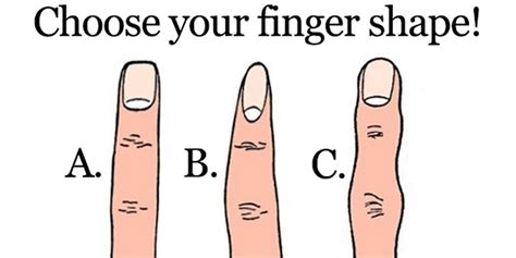 should you shape up your twa here s what your finger shape reveals about your