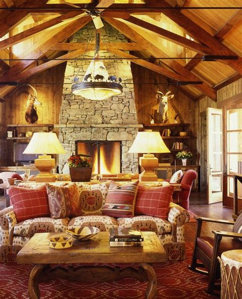 mountain home decorating ideas cabin fever how to achieve the cabin look for cozy