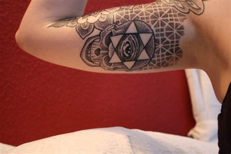 inner forearm tattoos for guys celtic inner arm design for