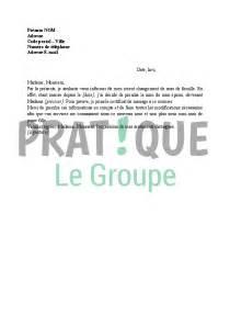 changement de nom aprã s mariage lettre changement de nom suite 224 un mariage pratique fr