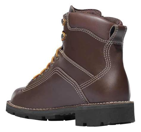 danner 6 inch boots danner 17301 quarry usa 6 inch brown leather waterproof