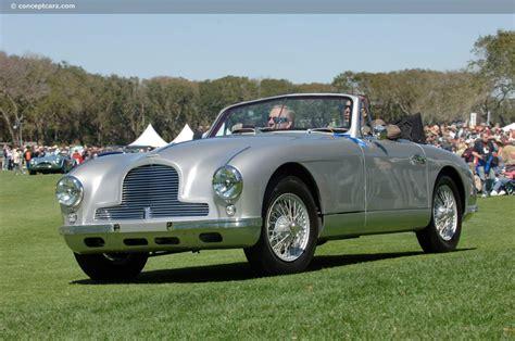Aston Martin Db2 by 1950 Aston Martin Db2 Conceptcarz
