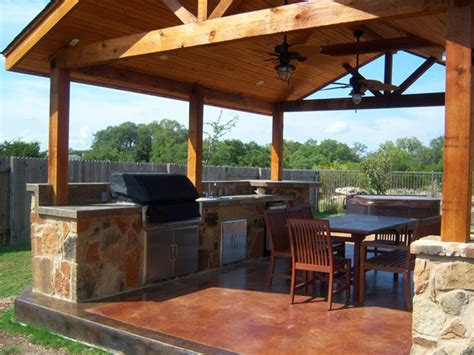 Free Standing Patio Cover Plans   AyanaHouse