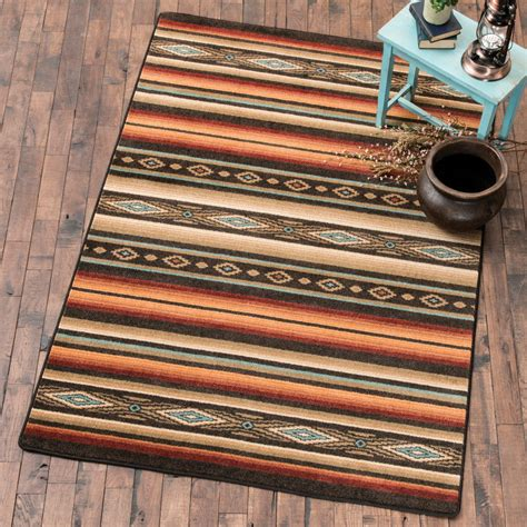 Lonestar Decor by Southwest Rugs Monterey Rug Collection Lone