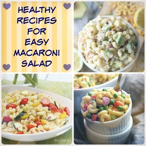 big salads 31 easy recipes for your healthy month books 8 healthy recipes for easy macaroni salad