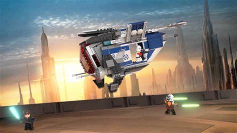 Lego Wars 75046 lego wars 75046 coruscant gunship lego