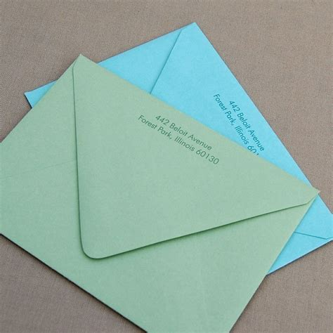 return address etiquette for wedding invitations wedding invitation return address labels etiquette