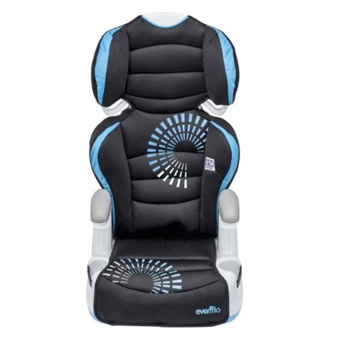 evenflo comfort touch booster seat evenflo high back booster car seat