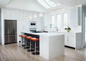 Ikea White Kitchen Table Ikea High Gloss White Kitchen By Modernash Of Nashville Tn Contemporary Kitchen Nashville