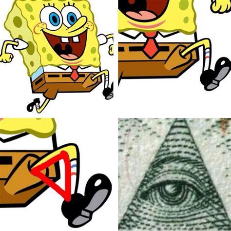 illuminati spongebob stop the illuminati on quot spongebob squarepants