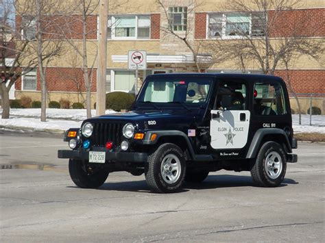 Jeep Elgin Copcar Dot The Home Of The American Car