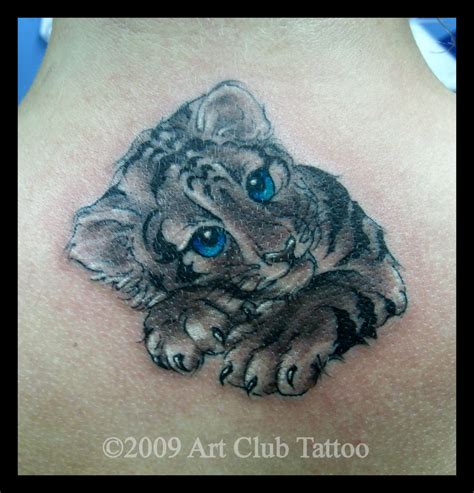 blue tiger tattoo the gallery for gt blue tiger