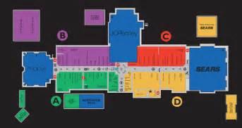 franklin mills mall directory map