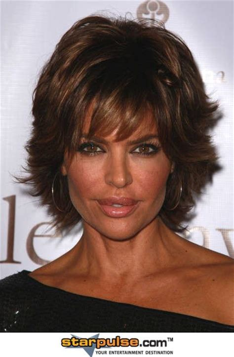 instruction for lisa rinna haircut pinterest the world s catalog of ideas