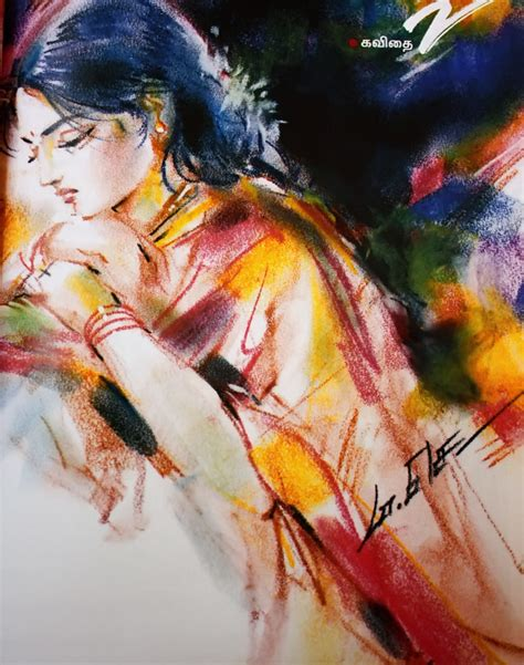 beautiful art of maniam selvan skb