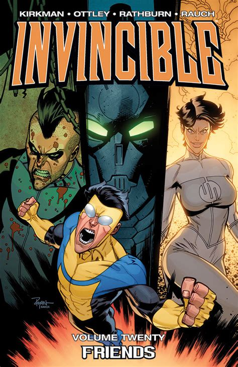 invincible ultimate collection volume 12 invincible vol 20 friends tp releases image comics
