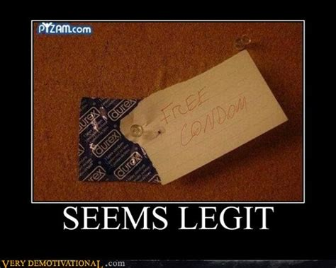 Funny Condom Memes - image 203544 demotivational posters know your meme