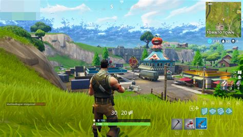 fortnite for laptop fortnite for pc review rating pcmag