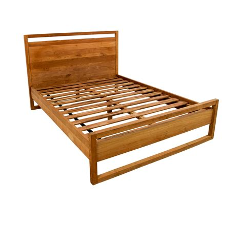 crate and barrel platform bed 49 off crate and barrel crate and barrel linea platform