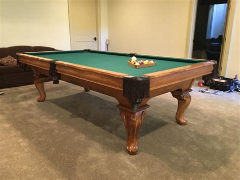used pool tables denver pool tables for sale in colorado used pool tables for