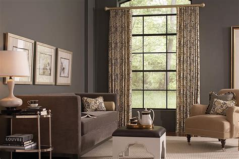 curtains for gray walls gray curtains and draperies abda indianapolis window
