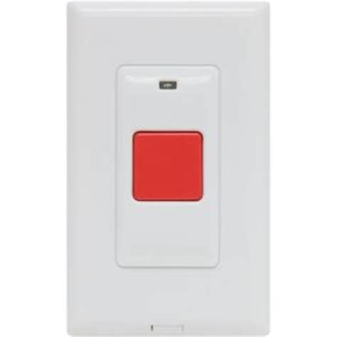 ge wireless alarm system with panic button 45145 the