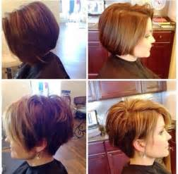 hair around longer in the back hairstyles how to cut and style thinning hair before and after