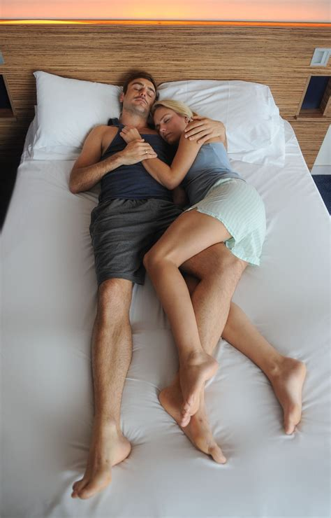 couples sleeping positions what couples sleeping positions reveal about