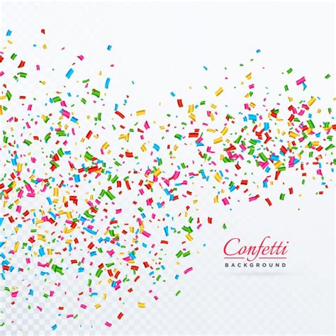 confetti background confetti background vector www pixshark images
