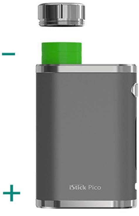 Rokok Elektrik Vapor Eleaf Istick Pico Starter Kit 75 Watt Putih rokok elektrik vapor eleaf istick pico starter kit 75 watt