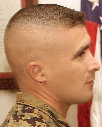 boy with military haircut an army soldier with a crew cut haircut jpg 339 215 424