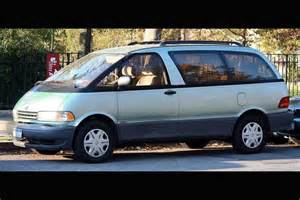 Toyota Estima The Toyota Previa Is The Supercar Of Minivans Autotrader