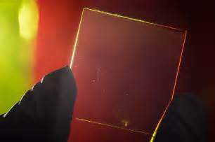 Solar Panel Light Spectrum - this fully transparent solar cell could make every window and screen a power source extremetech