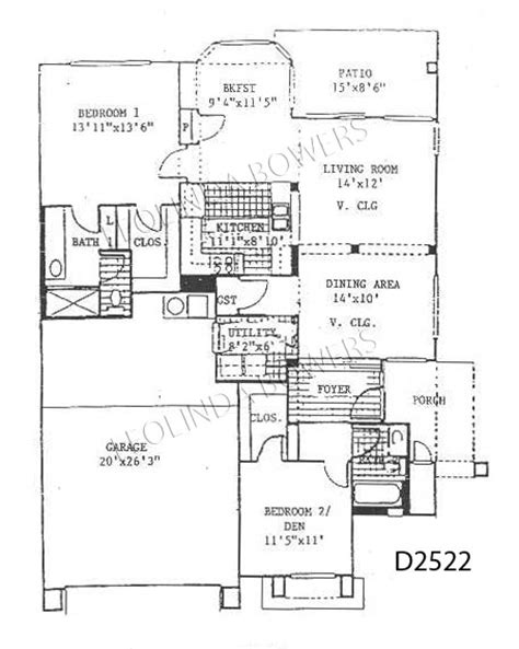 sun city west floor plans sun city west san luis floor plan