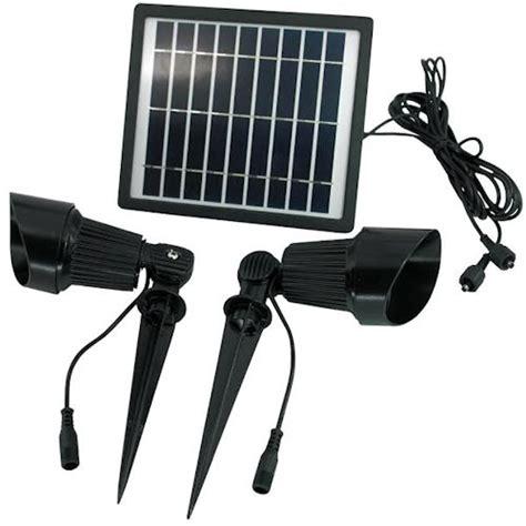commercial grade lights commercial grade dual solar spot light kit greenlytes