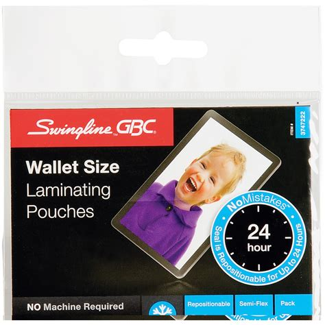 gbc selfseal cold laminating pouches ld products