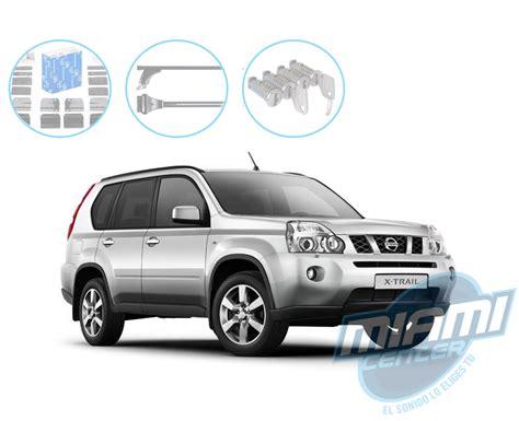 Nissan Xtrail T31 barras nissan x trail t31 miamicenter