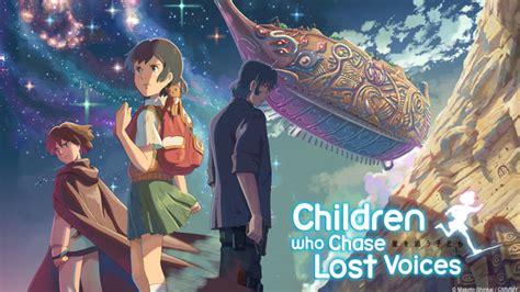 film anime karya makoto shinkai festival makoto shinkai sur crunchyroll