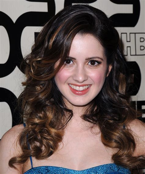 did laura marano cut her hair laura marano long wavy formal hairstyle dark brunette