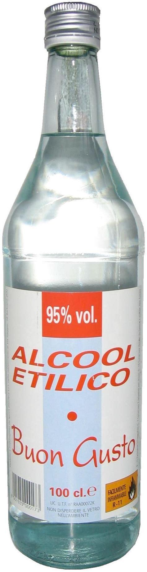 alcool alimentare etanolo alcool etilico