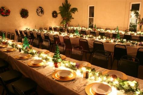 christmas banquet ideas table decorations http www oasischristiancenter 2011 12 this years
