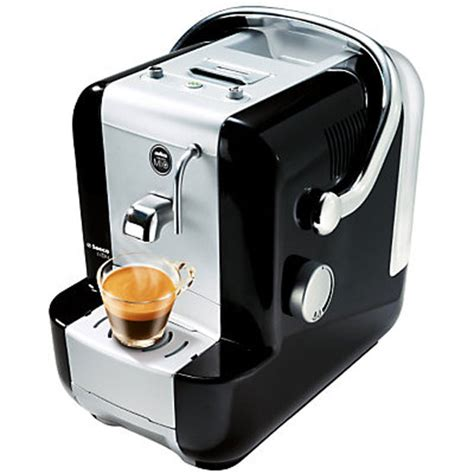 Portmeirion Online   Lavazza A Modo Mio Extra Black Coffee Machine by SAECO   Buy Online Here
