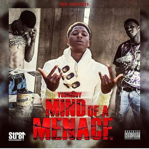 youngboy never broke again album cover young boy mind of a menace hosted by n a mixtape