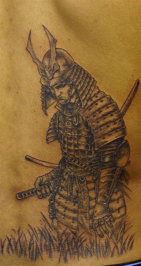 warrior tattoos